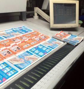 Дешевая печать листовок